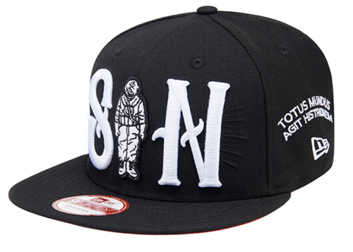 Soul Dive x New Era『SIN』キャップ