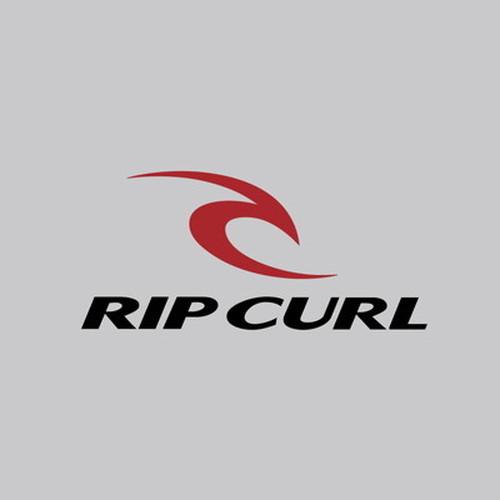 RIPCURL★リップカール★カッティングステッカー★W135mm★メンズロゴ