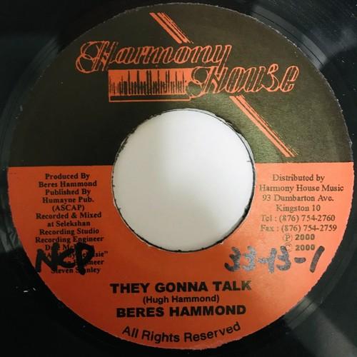 Beres Hammond - They Gonna Talk 【7-10920】
