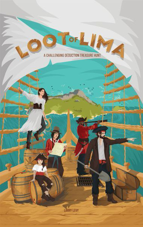 Loot of Lima(和訳ルール付)