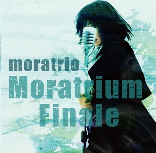 moratrio 1st Album CD 『Moratrium Finale』 (2018)