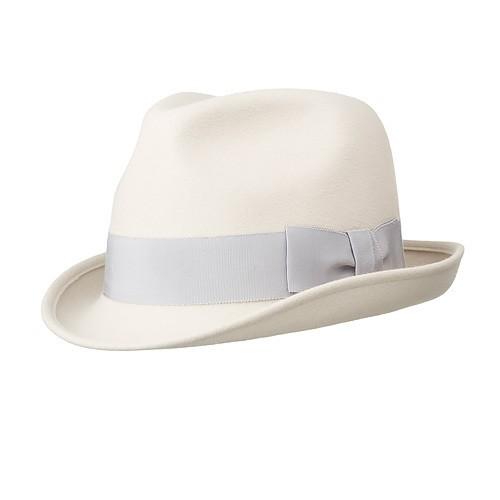 BASIC HAT/ivory