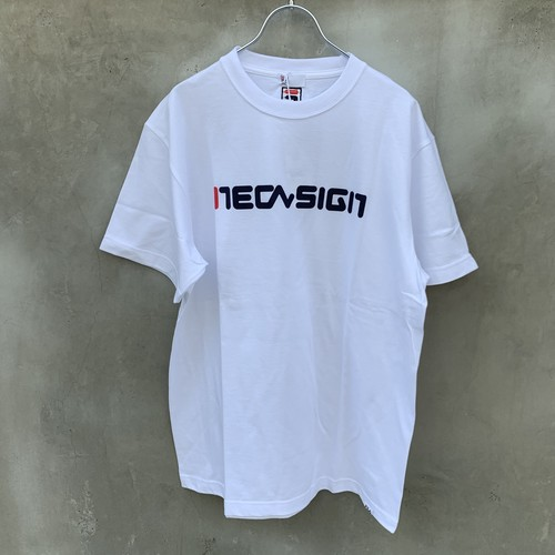 "NEON SIGN  ""FILA Official Bootleg T-Shirts"""
