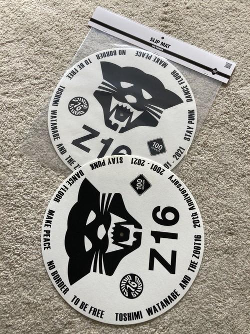 Z16×100SOUNDS  『SLIP MAT』