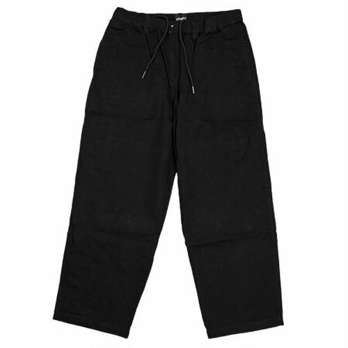 Theories Stamp Lounge pants black  セオリーズ パンツ