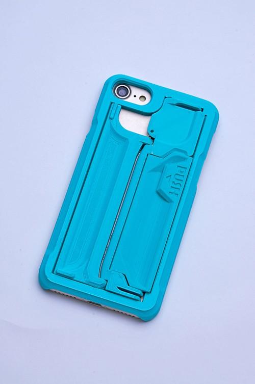 iPhone 7/8用 GRIPL (ティール ― 青銅色)