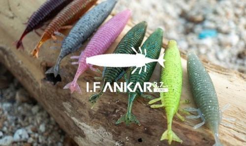 オーバスライブ I.F ANKAR 3.7inch アイエフアンカー3.7インチ