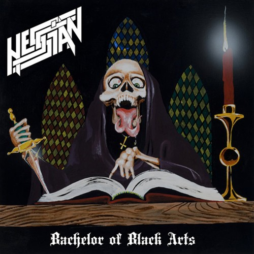 "HESSIAN ""Bachelor Of Black Arts"" (輸入盤)"