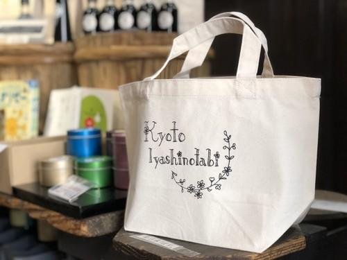 京都癒しの旅トートバッグ 安藤加恵デザイン