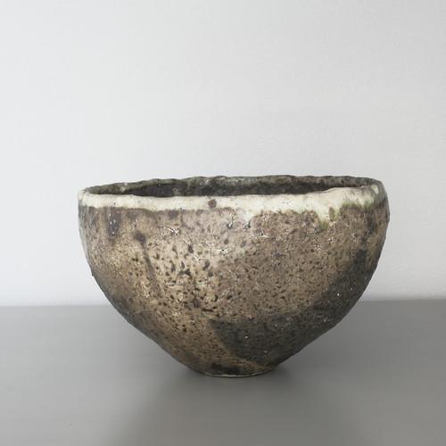 稲吉善光|墨手丸碗 Yoshimitsu Inayoshi bowl