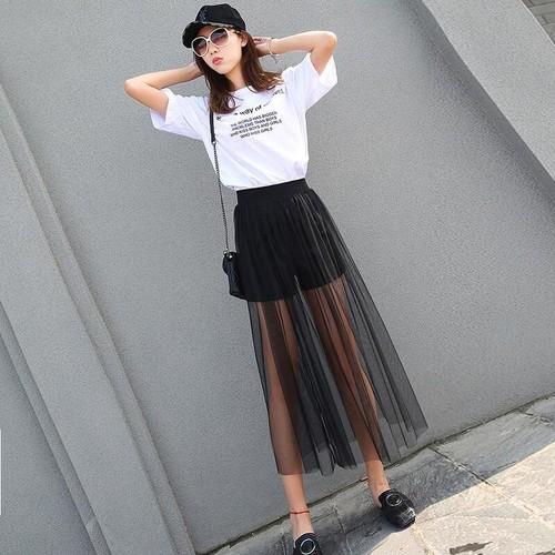 メッシュ スカート メッシュスカート シアー トレンド シースルー きれいめ フェミニン 大人かわいい デイリー リゾート ビーチ お出かけ デート