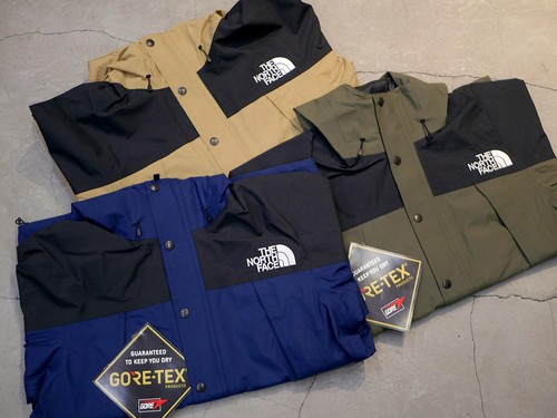 THE NORTH FACE / MOUNTAIN LIGHT JKT