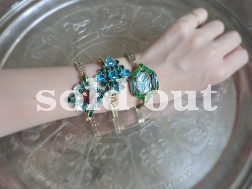 vintage bracelet stretch <ST-RB3>
