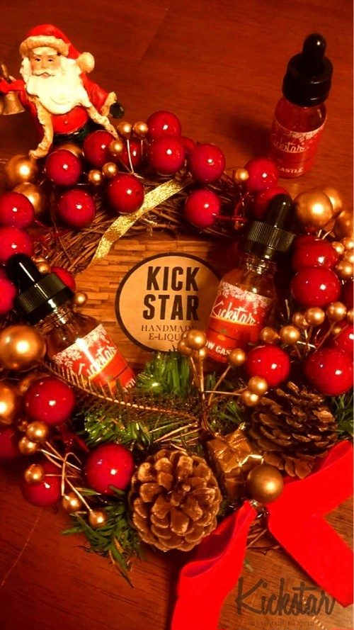Snow Castle / 20ml|Kickstar