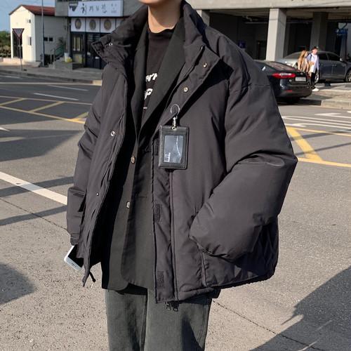 ボリュームハイネックジャケット BL5125