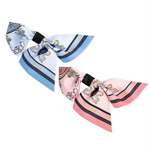 SHIROTA リボンスカーフ E3153