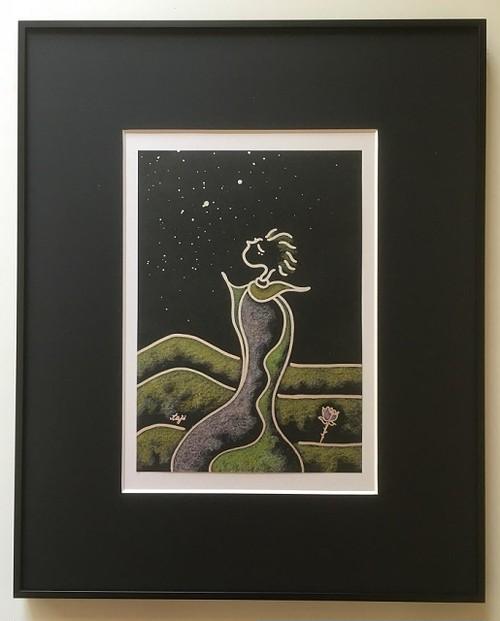 インテリア絵画 原画-P398