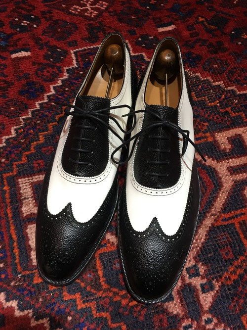 .REGAL LEATHER SPECTATOR SHOES MADE IN JAPAN/リーガルレザースペクテーターシューズ 2000000031484