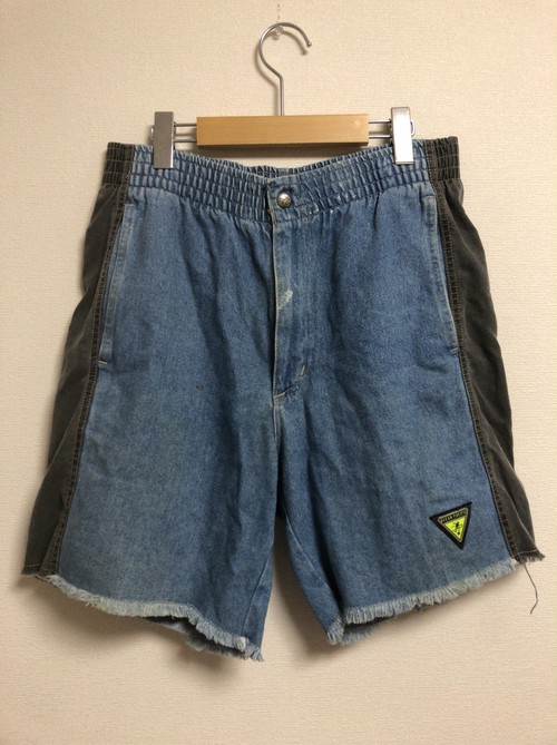 90's Ocean Pacific denim shorts