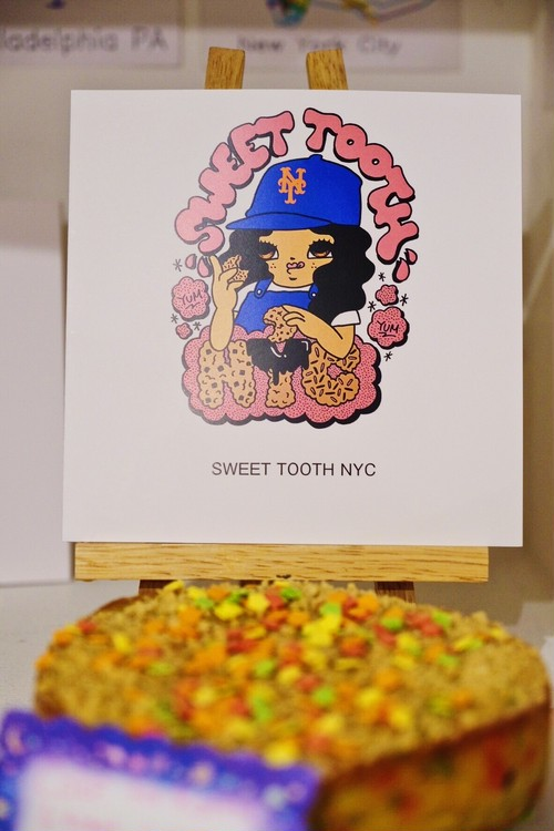 SWEET TOOTH NYC ZINE