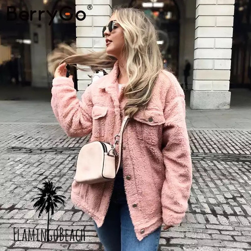 【FlamingoBeach】boa coat ボアコート