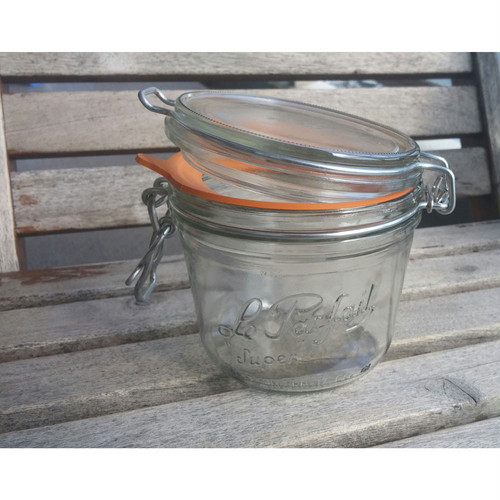 Glass Jar by Le Parfait France