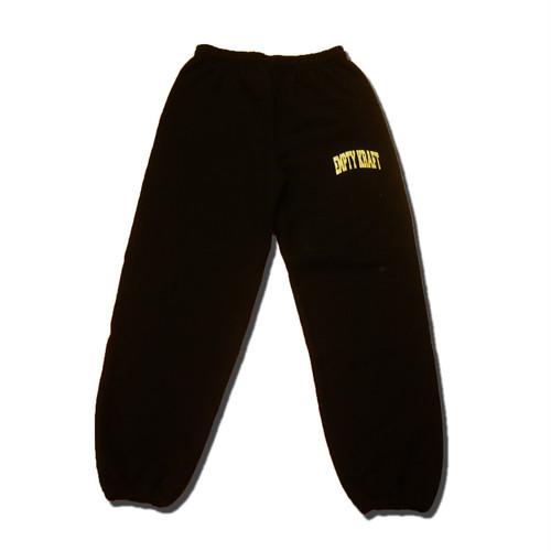 【数量限定速達専用】UNIFORM SWEAT PANTS