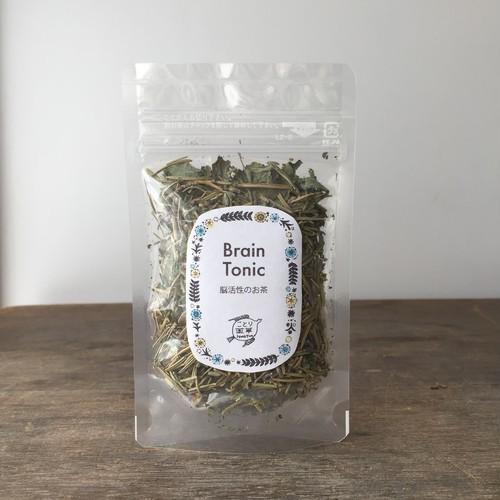 Brain Tonic -脳活性のお茶-
