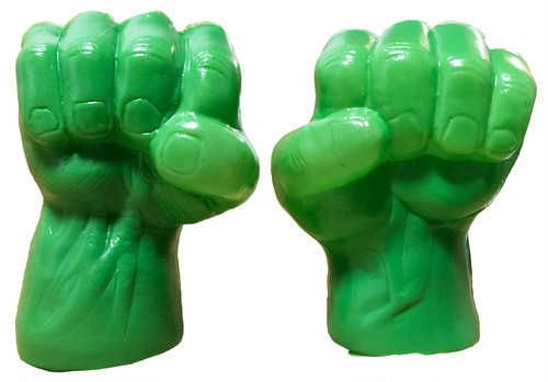 Hulk Gloves Mexican Bootleg
