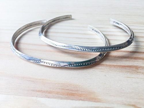 Navajo Indian Bracelet (4mm)
