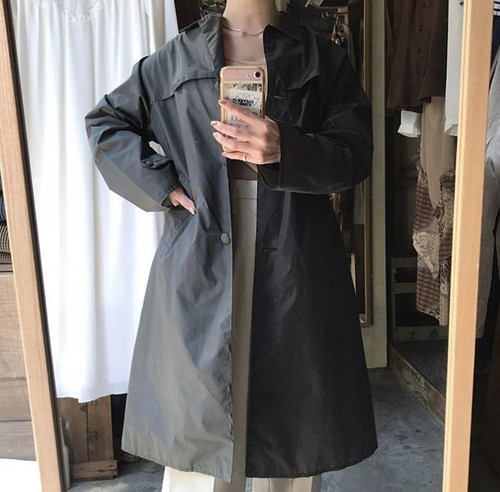 nylon light coat