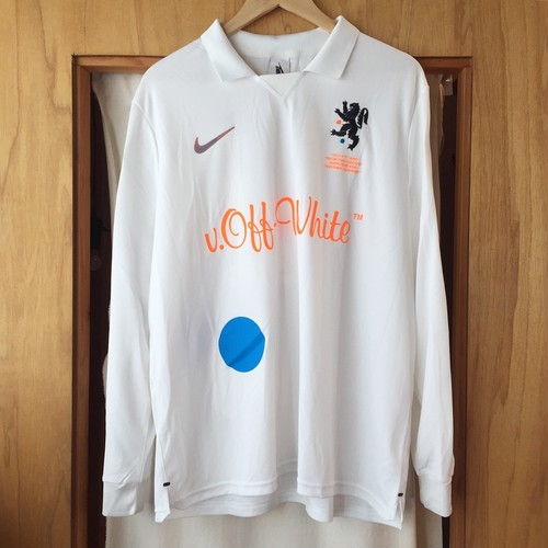 Nike x Off White World Cup Collection Jersey