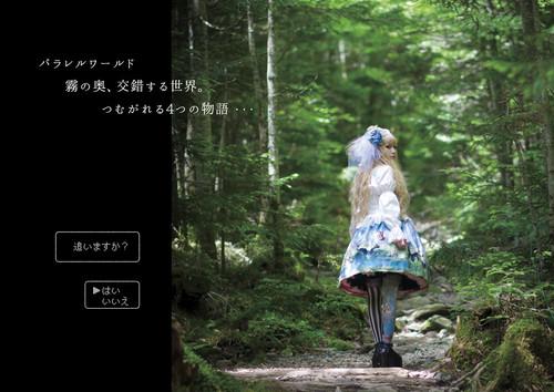 """写真集 """"追いますか?"""" -Photobook """"Will you follow her?""""-"""