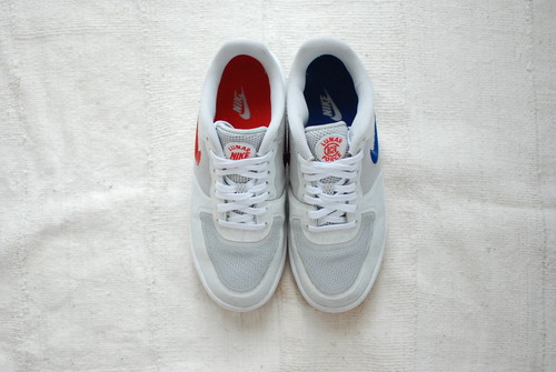 【USED】NIKE LUNAR FORCE1 FUSE SP CLOT