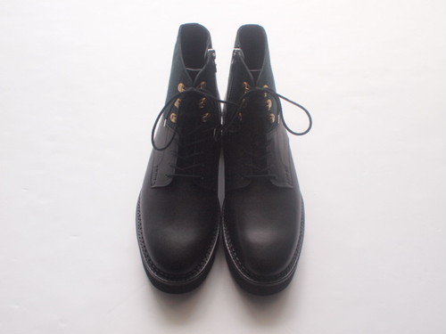 TAKAHIROMIYASHITATheSoloist. lace up boots. / sf.0001AW16