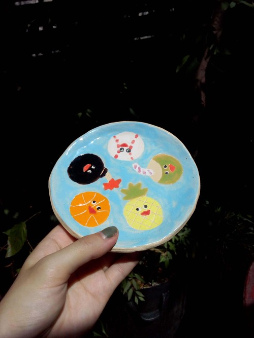 HAPPY PLATE〈SMALL〉