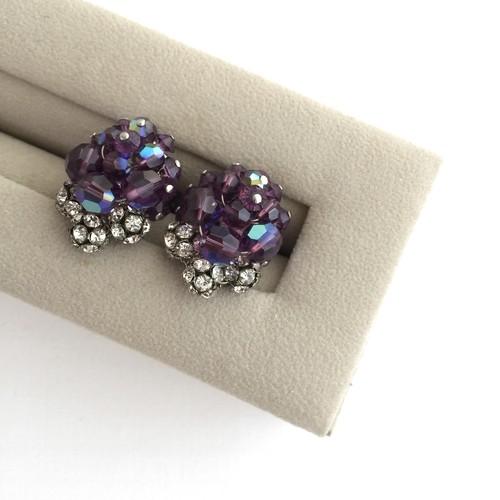 Vendome vintage earrings 1042