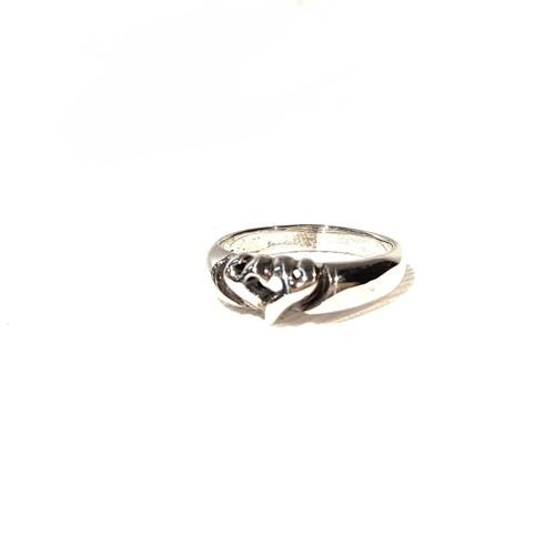 THIRTEEN DESIGNS サーティーンデザインズ Heart 2 Heart Ring