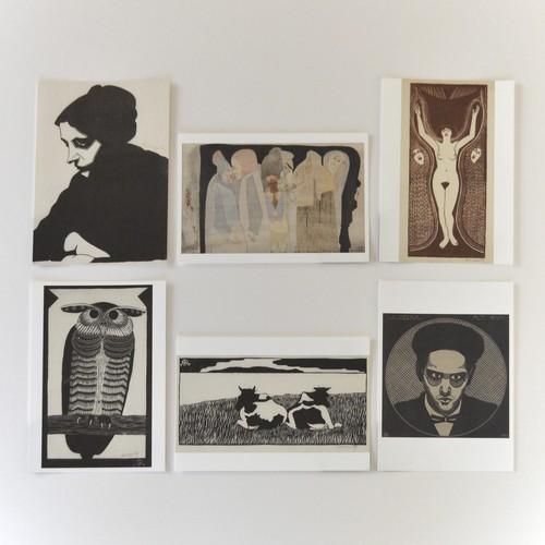 「メスキータ」展 ポストカード 6枚セットF