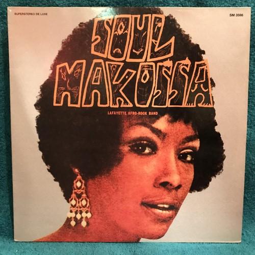 LP / Lafayette Afro-Rock Band / Soul Makossa