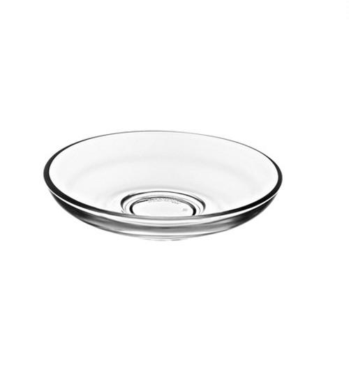 チャイグラス用ソーサー ガラス製