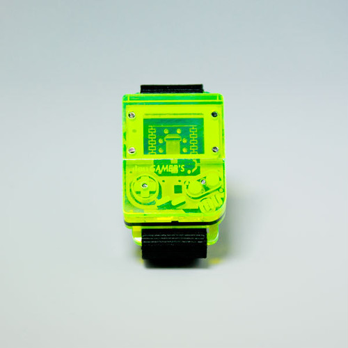 GAMER'S Watch (Discontinued)