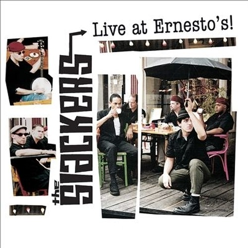 (2枚組LP)『THE SLACKERS』 LIVE AT ERNESTO'S  (輸入盤)