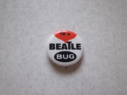 BADGE / I'M A BEATLE BUG (1965)