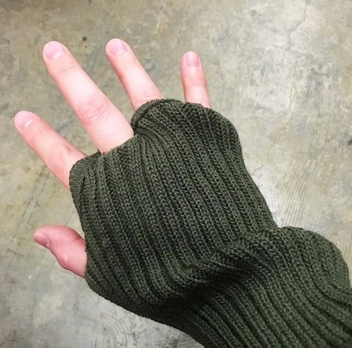 ducth troops : hand warmers (dead stock)
