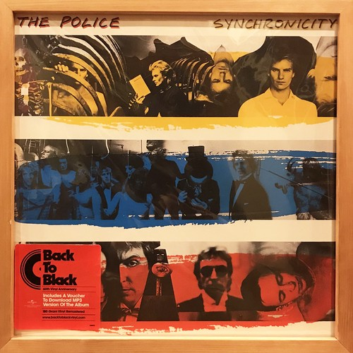 The Police ‎– Synchronicity (LP)