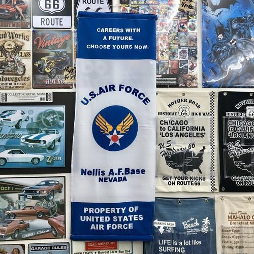 """【42-0006】 アメリカンタペストリー """"U.S.AIR FORCE"""""""