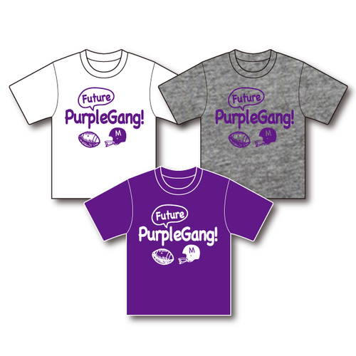 Kids Future PurpleGang Tee