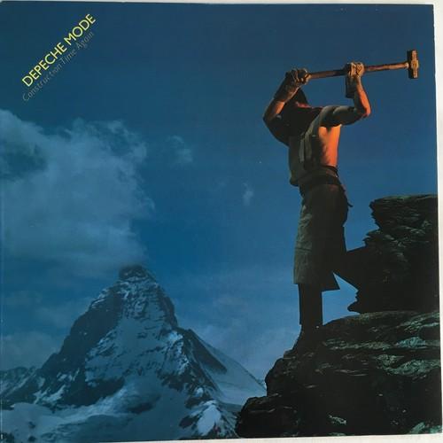 【LP・米盤】Depeche Mode / Construction Time Again