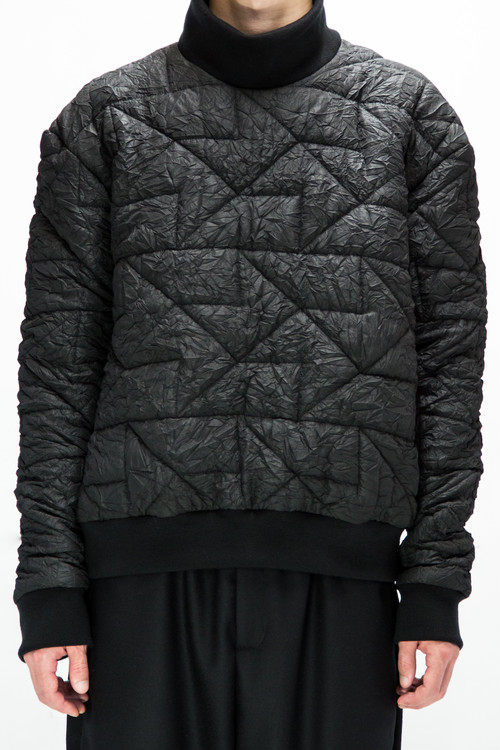 18AW Padding Pull Over